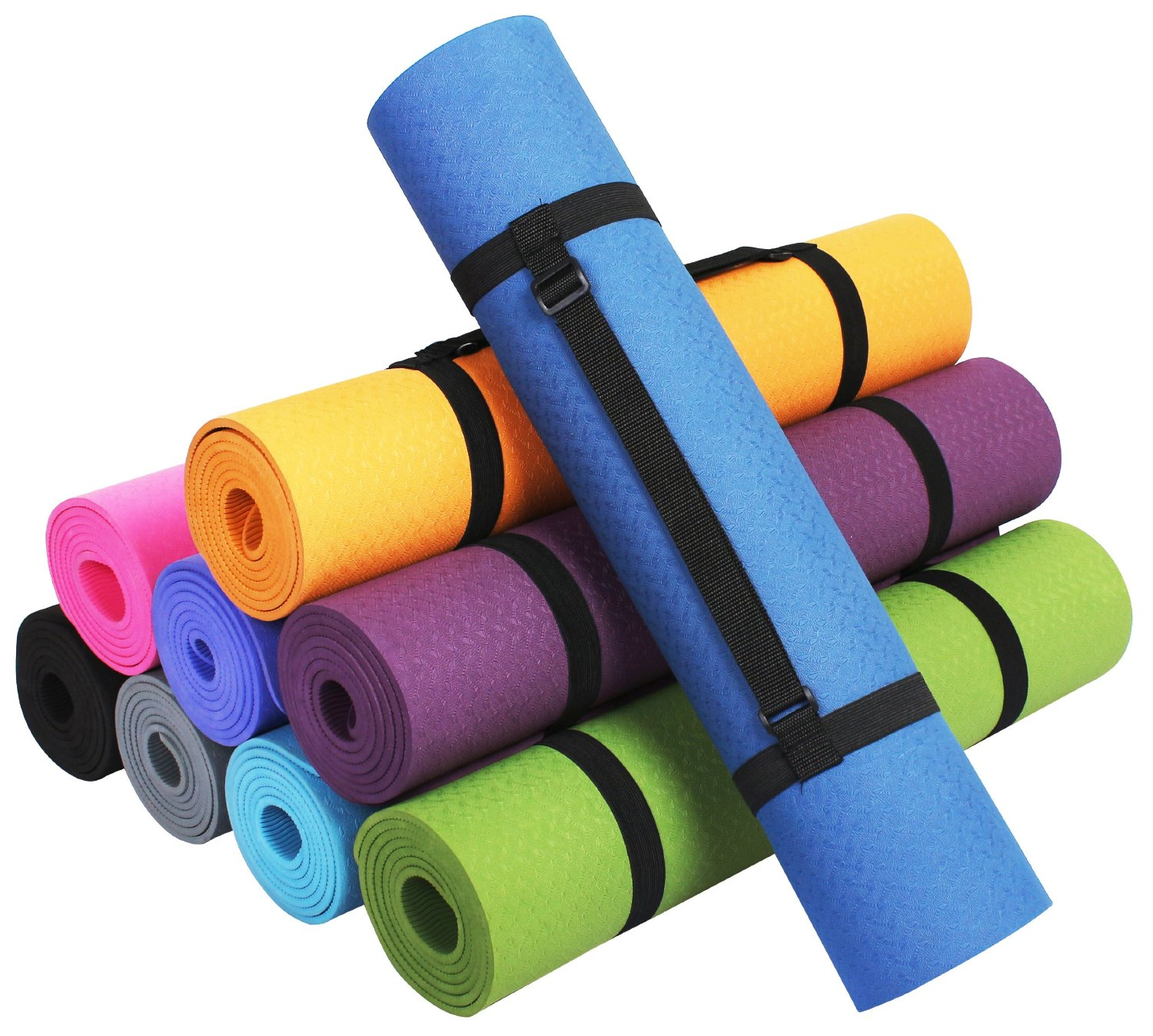 Premium Slip Resistant And Waterproof Yoga Mat