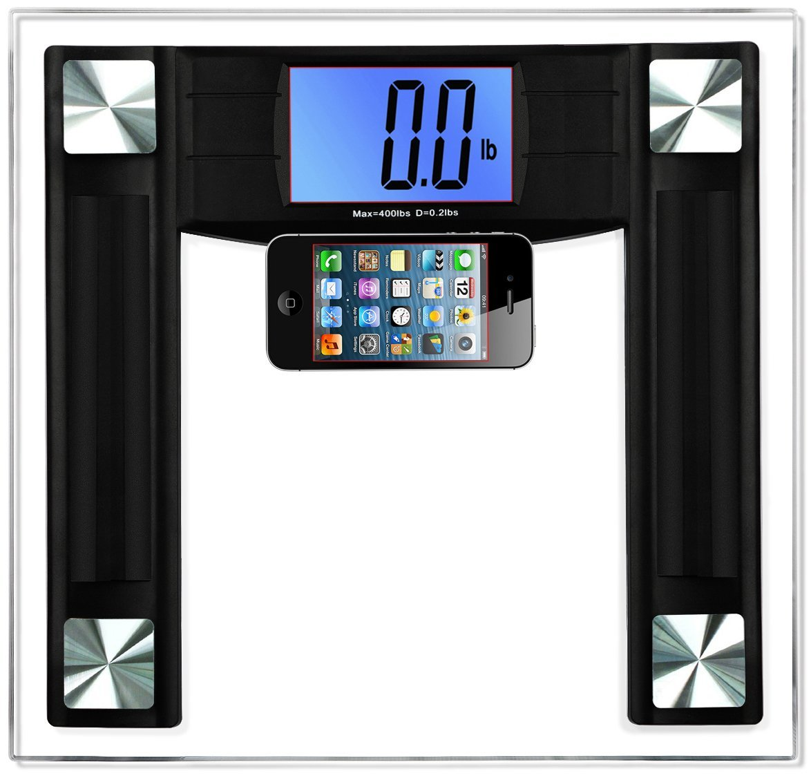 accurate bathroom scale