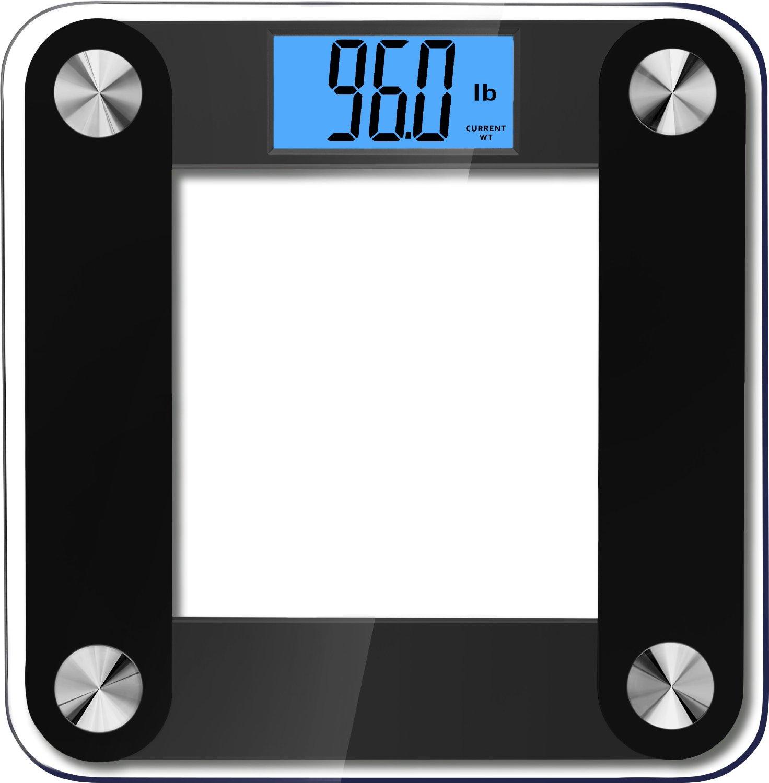 High Accuracy Plus Digital Bathroom Scale With Inch Large Dual - Large display digital bathroom scales