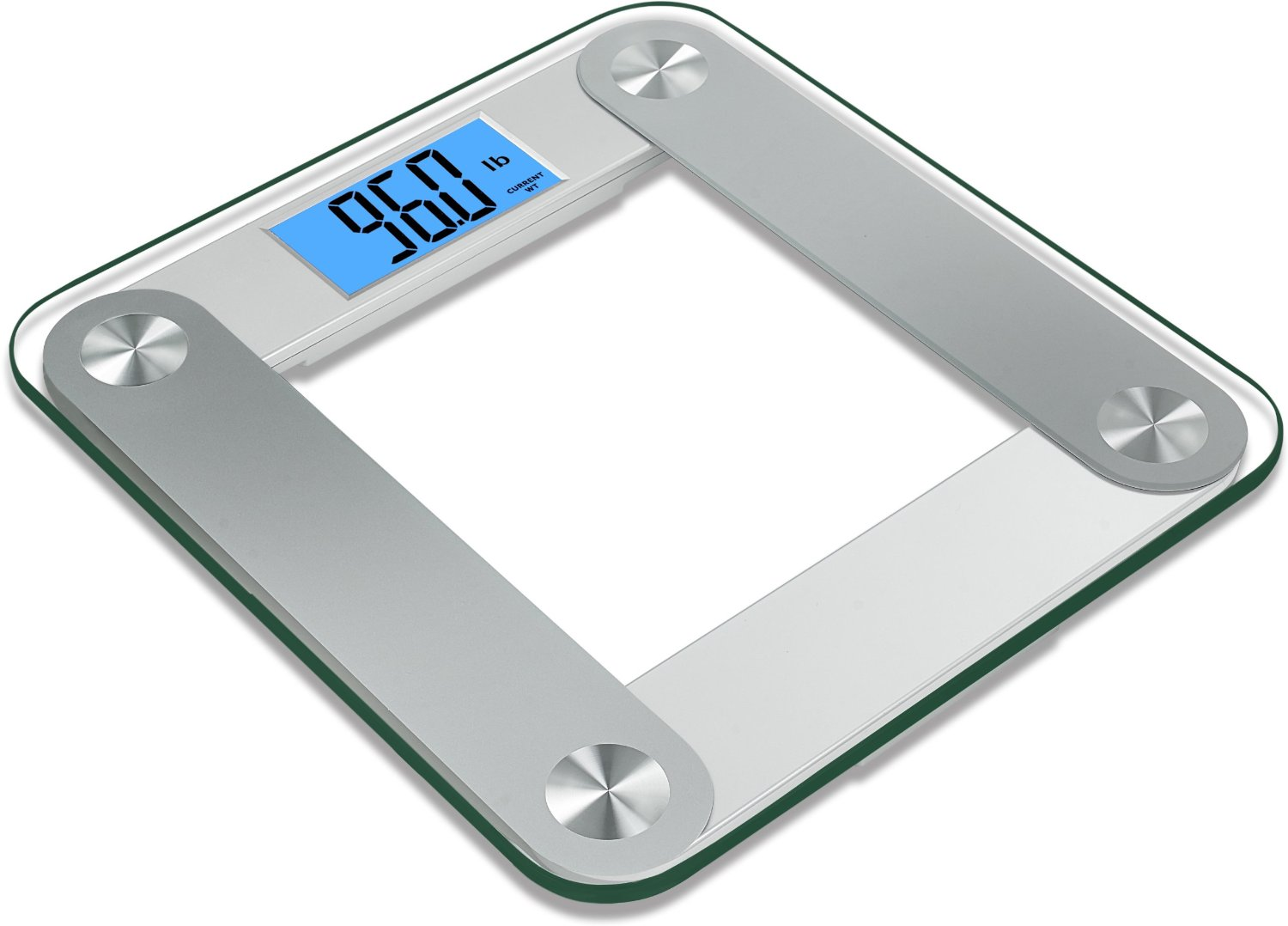 Bathroom Scale high accuracy plus digital bathroom scale with 3.6 inch large dual